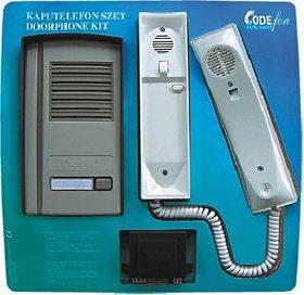 CODEfon kaputelefon 1 lakásos készlet