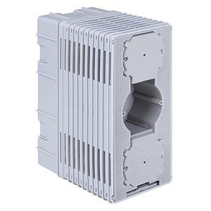 KAISER 1159-26 - kombinált univerzális készüléktartó