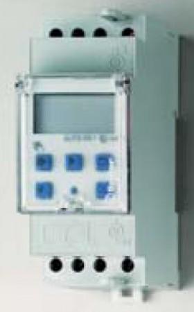 Kapcsolóóra 16A 230 V elektronikus