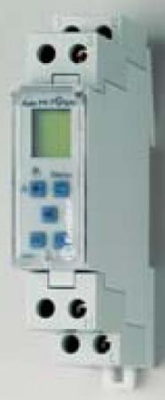 Kapcsolóóra 16 A 230 V kivehető kezelőrész