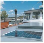 120W-os Napelemes készlet hajóhoz, lakókocsihoz, kempingezéshez, SOLAR gyártmányú