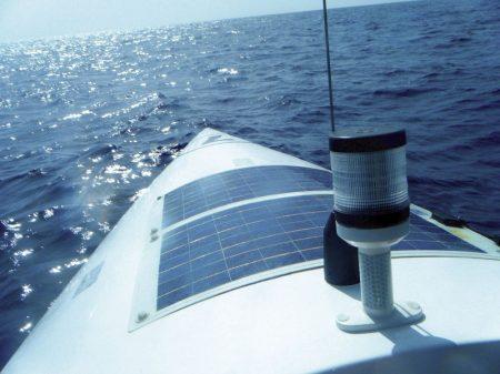 160Wp Flexibilis prémium napelemes készlet hajókhoz, FLEXI-PV gyártmányú