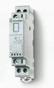 Installációs mágneskapcsoló 25A 2érintkezővel On/Auto/Off kapcsoló NÉLKÜL  1NO+1NC