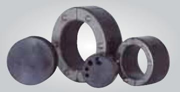 UGA GPD100/G/2/WE (65)/(3)x(22) gumi préstömítés cserélhető betéttel, víznyomásálló