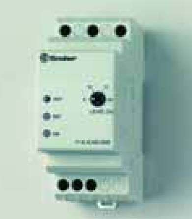 Villamos felügyeleti relé 10A 400V