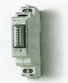 Elektronikus fogyasztásmérő 1 fázis 20A mechanikus számláló