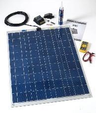 80Wp Flexibilis prémium napelemes készlet hajókhoz, FLEXI-PV gyártmányú