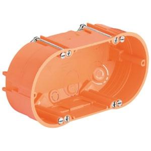 KAISER 9062-02 Dupla szerelvénydoboz