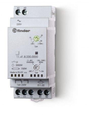 Fénykapcsoló 1 CO (váltóérintkező)