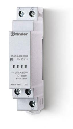 Fénykapcsoló kimeneti modul 1 CO (váltóérintkező)