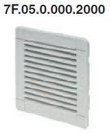 Kilépő szűrő a 7F.50.x.xxx.2055 típusú ventilátorokhoz - 7F.05.0.000.2000
