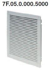Kilépő szűrő a 7F.50.8.230.5500 típusú ventilátorhoz - 7F.05.0.000.5000