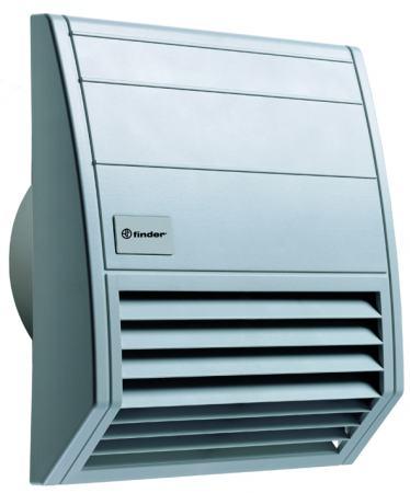 Ventilátor beépített szűrővel 21 m3/h