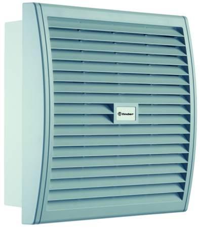 Ventilátor beépített szűrővel 300 m3/h
