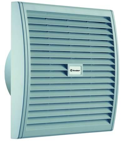 Ventilátor beépített szűrővel 550 m3/h