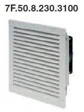 Ventilátor beépített szűrővel 100m3/h  230V AC  7F.50.8.230.3100