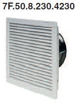 Ventilátor beépített szűrővel 230m3/h  230V AC  7F.50.8.230.4230