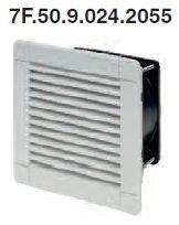 Ventilátor beépített szűrővel 55m3/h  24V DC  7F.50.9.024.2055