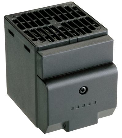 Kapcsolószekrény fűtőegység 150 W ventilátorral
