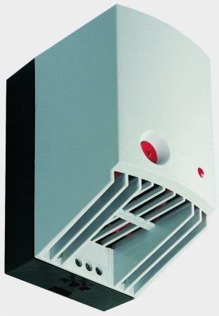 Kapcsolószekrény fűtőegység 475 W / 550 W ventilátorral