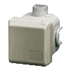 4122 Cepex beépíthető dugalj 16A 3p 230V