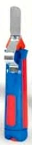Weicon 4-28G Körkábel csupaszoló 4-28 mm átmérőjű kábelekhez, vágókéssel