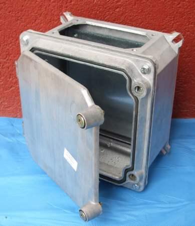 A1-20NY alu szekrény - nyitható