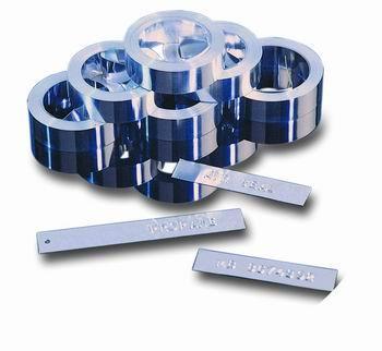 Alumínium szalag Dymo M1011 / M11 ipari betűnyomógéphez 12 mm x 4,8 m