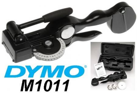 DYMO M11 ipari betűnyomógép készlet