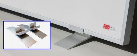 BVF tartó konzol (láb) készlet NG-SERIES alu keretes infrapanelekhez