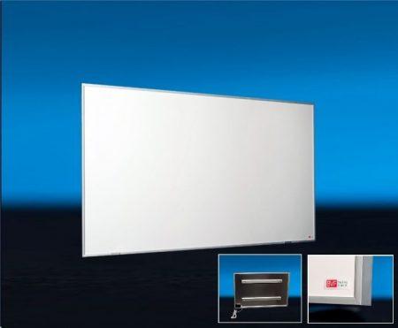 BVF NG-500 infrapanel alu kerettel | 900 x 600 mm | 500W