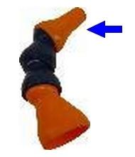 EZ.50 tartozék - fúvóka 16 mm