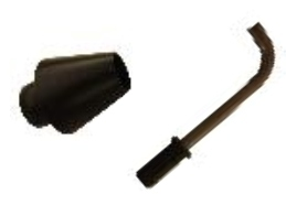 EZ.50 tartozék - fúvóka 25-50 mm + 10 mm mély dobozhoz