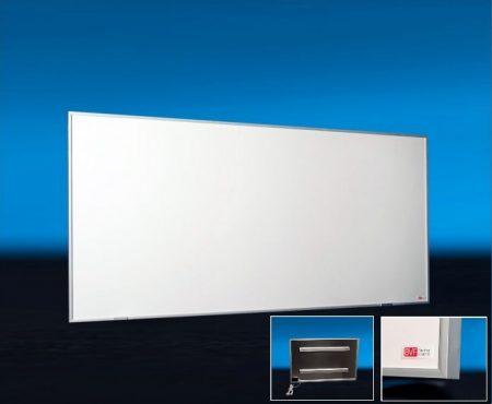BVF NG-800 infrapanel alu kerettel | 1200 x 600 mm | 800W