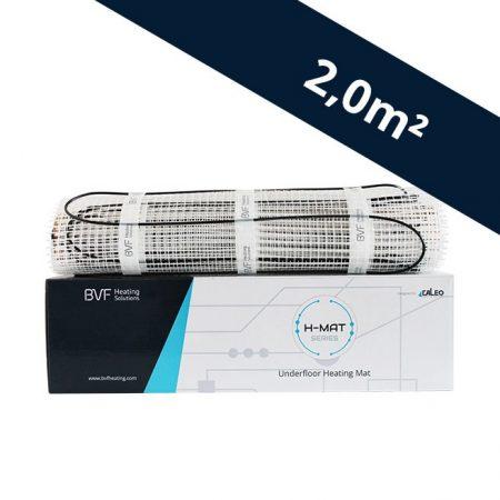 BVF H-MAT/150-300-2.0 fűtőszőnyeg | 300W | 2,0 m2