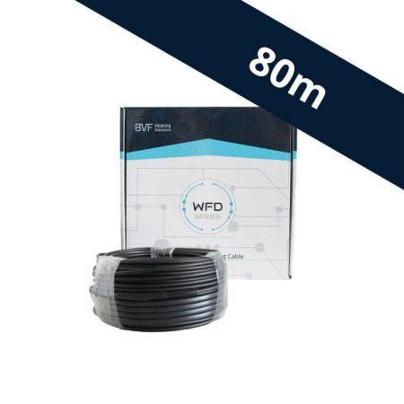 BVF WFD/1600-20 beltéri fűtőkábel | 80 m | 1600W