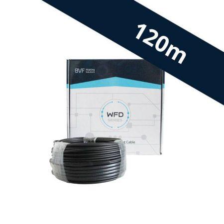 BVF WFD/2400-20 beltéri fűtőkábel | 120 m | 2400W