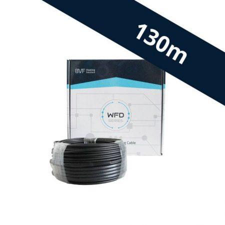 BVF WFD/2600-20 beltéri fűtőkábel | 130 m | 2600W