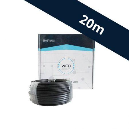 BVF WFD/400-20 beltéri fűtőkábel | 20 m | 400W