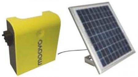 MOOVO tápegység  napelemmel KSM001