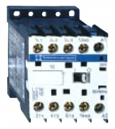 AC mágneskapcsoló 4kW 9A 400V 50/60Hz